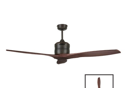 GALAXY Propellor Style Ceiling Fan Antique Bronze
