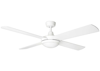 TEMPEST LED Ceiling Fan White
