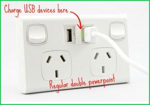 USB Powerpoint