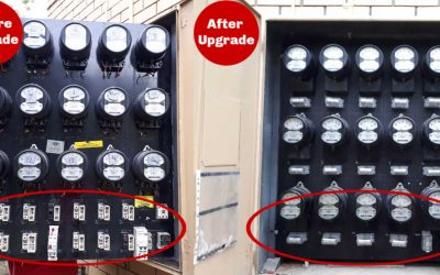 Switchboard Upgrade for Units in Taringa