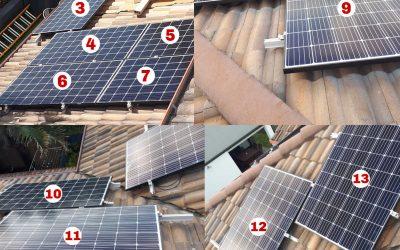 3.9 kW Solar System Installation in Hendra, Brisbane